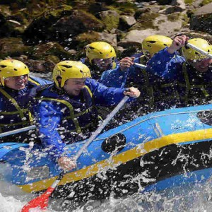 Powering through the Rapids